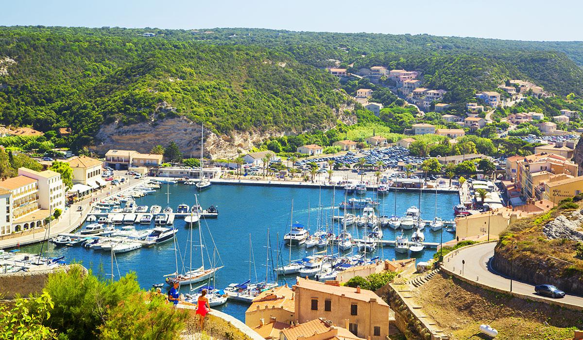 Corsica & Sardinia Jet Escapes