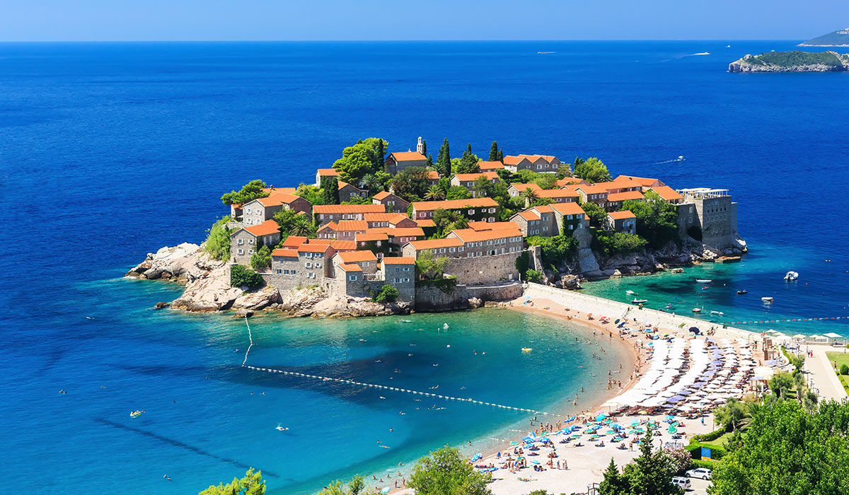 Croatia & Montenegro Jet Escapes