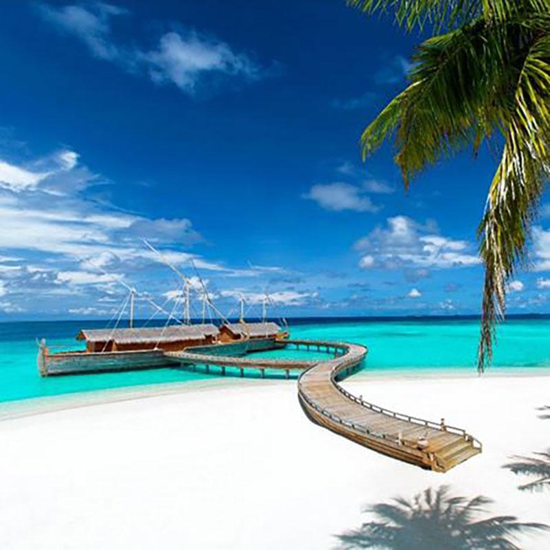 PRIVATE JET TO THE MALDIVES Jet Escapes