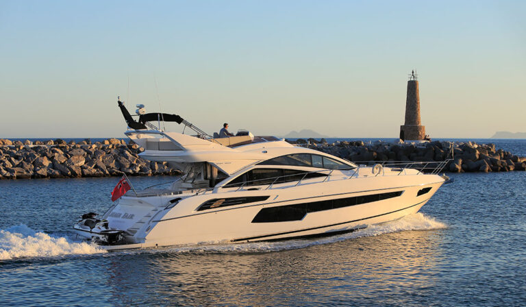 Yachting Jet Escapes