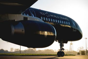 Around the World Jet Escapes