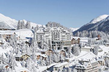 St Moritz Jet Escapes