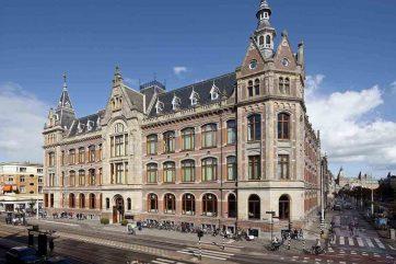 Amsterdam Jet Escapes