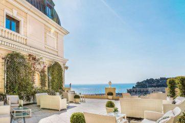 Monaco Jet Escapes