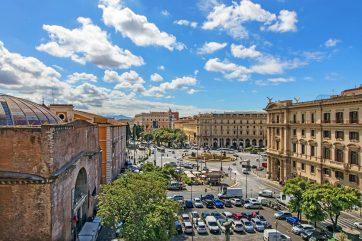 Rome Jet Escapes